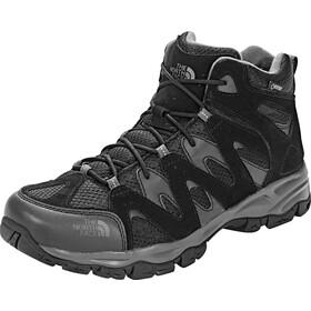 The North Face Storm Hike Mid GTX Schuhe Herren tnf black/dark shadow grey